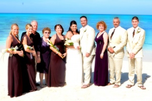 Contact us to plan your Bahamas wedding